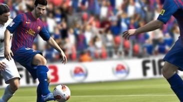 Великобританский чарт: FIFA 13 вернулся на первое месте