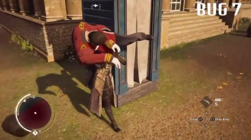 Assassin's Creed: Syndicate - 10 забавных багов на PS4