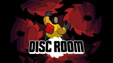 Видео игрового процесса Disc Room