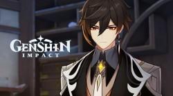 Новое видео Genshin Impact представляет таинственного нового персонажа Чжунли