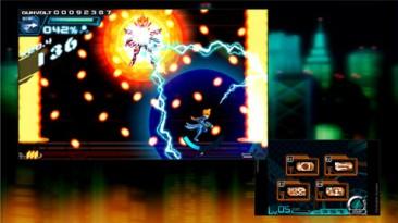 Azure Striker Gunvolt выйдет в Steam 28 августа