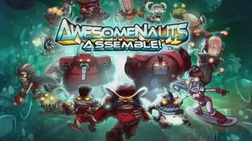 Awesomenauts Assemble! прилетит на Xbox One