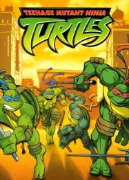 Обложка игры Teenage Mutant Ninja Turtles
