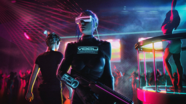 Решейд-Мод превращает Cyberpunk 2077 в Doom