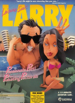 Leisure Suit Larry 3: Passionate Patti in Pursuit of the Pulsating