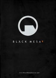 Обложка игры Black Mesa