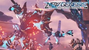 Подарок от Sega к 20-летию серии: Phantasy Star Online 2: New Genesis выйдет на Xbox Series X и ПК