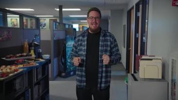 Король-лич посетил офис Blizzard перед релизом нового DLC для Hearthstone
