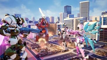 Файтинг о гиганских роботах Override: Mech City Brawl получил максимальную скидку для полного издания