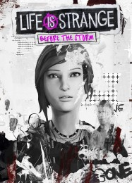 Обложка игры Life is Strange: Before the Storm