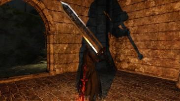 "Dark Souls 2 ""Dragonslayer and Gold Greatswords"""