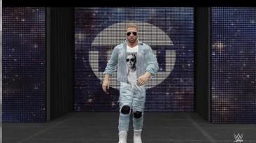 """WWE 2K16 """"AEW Orange Cassidy порт мода для 2k19"""""""