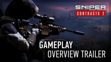 Новый геймплейный трейлер Sniper Ghost Warrior Contracts 2