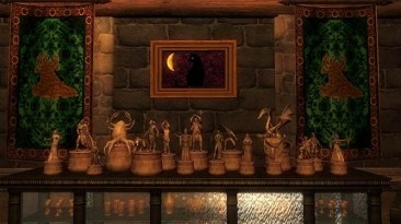 "TES 4: Oblivion ""Магазин даэдрических статуэток"""