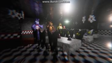 Фанат воссоздал Five Nights at Freddy's на Unreal Engine 4