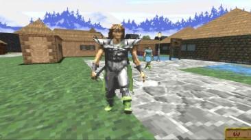 Ремастер The Elder Scrolls II: Daggerfall