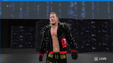 """WWE 2K16 """"Наряд рестлера Chris Jericho из WWE 2K19 с анимированным лицом"""""""