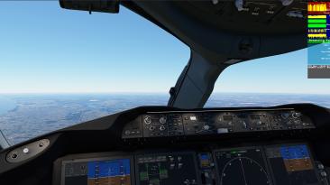 "Microsoft Flight Simulator ""Увеличение FPS"""