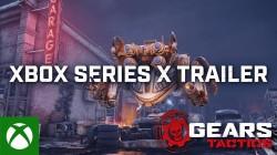 Новый трейлер Gears Tactics