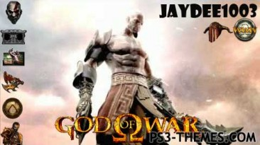 "God of war 3 ""тема для ps3."""