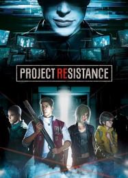 Обложка игры Resident Evil: Project Resistance
