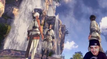 Blade & Soul: Кратко о Игре. Начинаю знакомство!