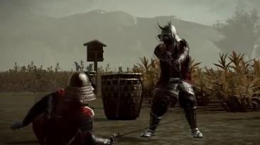 "Total War: Shogun 2 ""Дуэль на мечах двух самураев"""