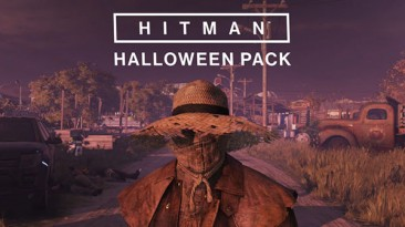 Hitman собирается отметить Хэллоуин