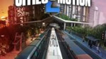 "Cities in Motion 2 ""Город в речной долине"""