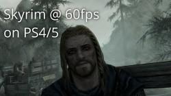 В Skyrim теперь можно играть на PlayStation 5 с 60 FPS благодаря новому моду