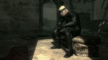 Metal Gear Solid 4 запустили на РС в 4К с частотой кадров до 60к/c, демонстрация игры