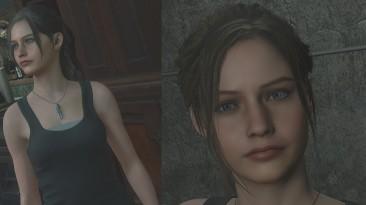 """Resident Evil 2 """"Настороженное лицо Клэр"""""""