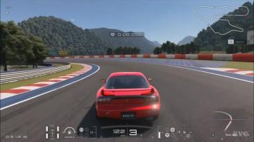 Gran Turismo Sport - Mazda RX-7 Spirit R Тип A - Тест-драйв Геймплей (PS4 HD)