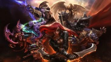 Riot Games планирует облегчить роль лесника в League of Legends