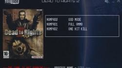 Dead to Rights 2: Hell to Pay: Трейнер/Trainer (+3) [1.0] {LIRW / GHL}