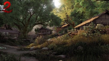 Age of Wushu 2 - Система дня и ночи играет важную роль в игровом процессе