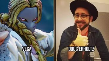 Кто кого озвучивал в - Street Fighter V- Arcade Edition