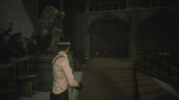 "Resident Evil 2 ""Улучшение графики ReShade"""