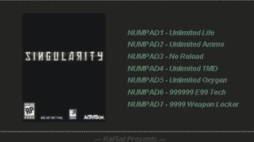 Singularity: Трейнер (+6) [1.0] {KelSat}