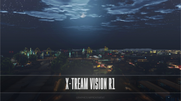 "Grand Theft Auto: San Andreas ""X-Tream Vision R1"""