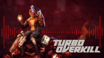 Анонсирован киберпанк-шутер о герое с бензопилой вместо ноги - Turbo Overkill