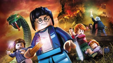 Русификатор LEGO Harry Potter: Years 5-7