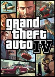 Обложка игры Grand Theft Auto 4