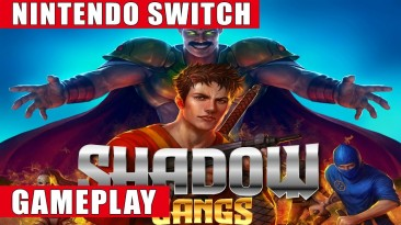 Видео игрового процесса Switch-версии Shadow Gangs