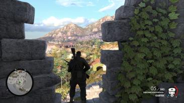 """Sniper Elite 4 """"Улучшение цветовой гаммы"""""""