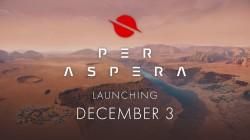 Симулятор строительства базы на Марсе Per Aspera выйдет в начале декабря