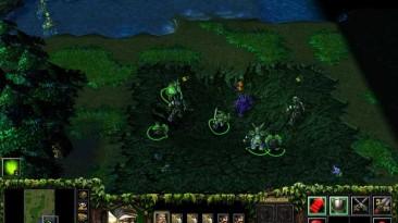"""Warcraft 3 TFT """"Кампания - Остров Могущества: Легенда о Кровавом копье"""""""