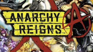 "Anarchy Reigns ""Саундтрек (OST)"""