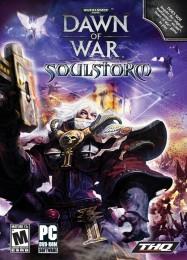 Обложка игры Warhammer 40.000: Dawn of War - Soulstorm