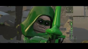 "LEGO Batman 3: Beyond Gotham ""Трейлер Arrow Pack DLC"""